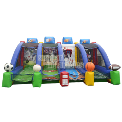 4 in 1 Sports Play Inflatables (2)