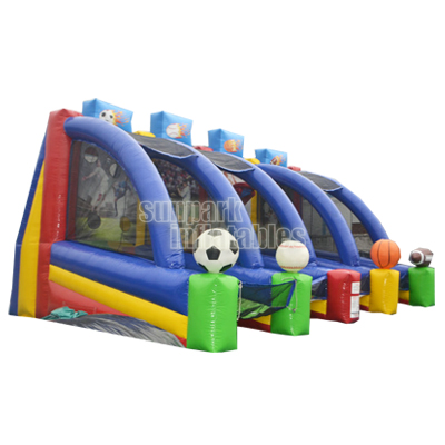 4 in 1 Sports Play Inflatables (3)