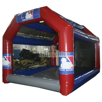 Baseball Inflatable Sports Cage (2)