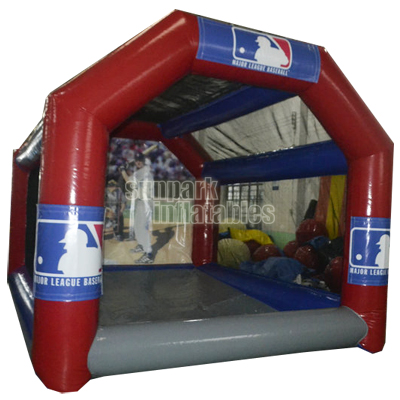 Baseball Inflatable Sports Cage (3)