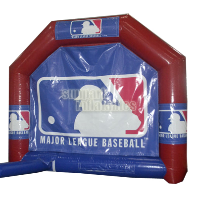 Baseball Inflatable Sports Cage (4)