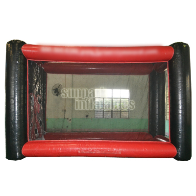 Inflatable Baseball Batting Cage (3)