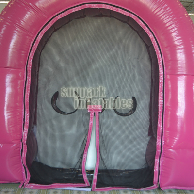 Inflatable Batting Cage (3)