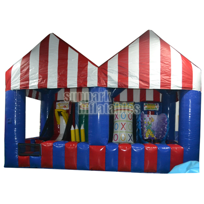 Inflatable Midway Carnival Games (1)