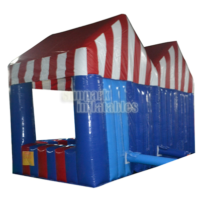 Inflatable Midway Carnival Games (2)
