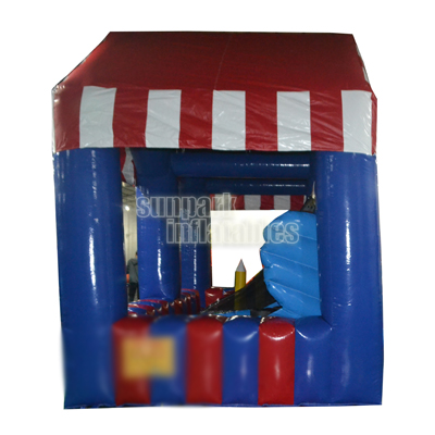 Inflatable Midway Carnival Games (3)