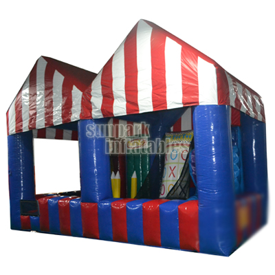 Inflatable Midway Carnival Games (4)