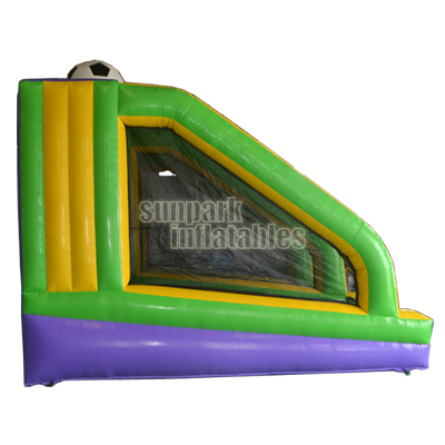 Inflatable PK Soccer Shootout Game (1)