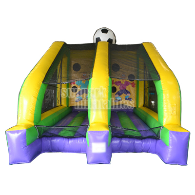 Inflatable PK Soccer Shootout Game (2)