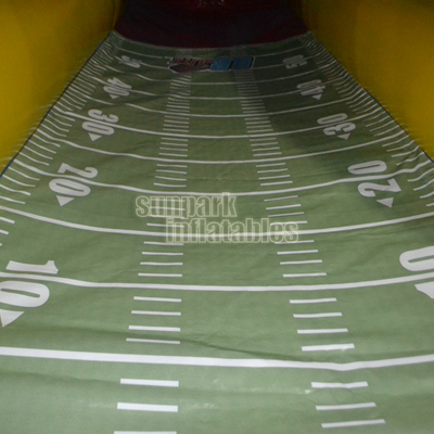 Inflatable Rugby Game Football Toss (1)