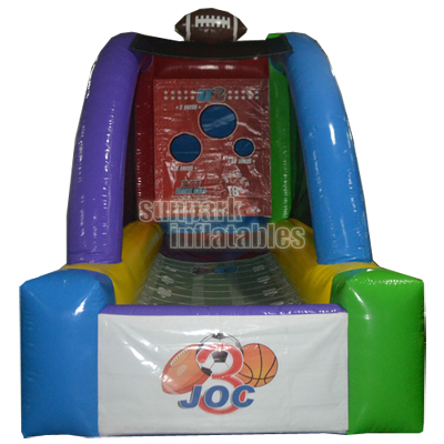 Inflatable Rugby Game Football Toss (3)