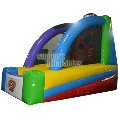 Inflatable Rugby Game Football Toss (4)