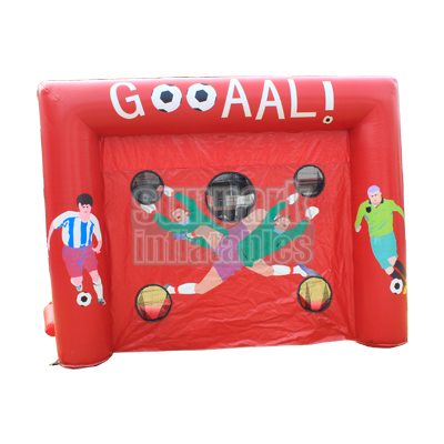 Inflatable Soccer Goal (1)