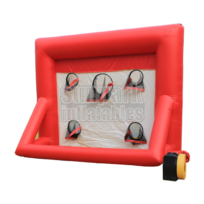 Inflatable Soccer Goal (2)