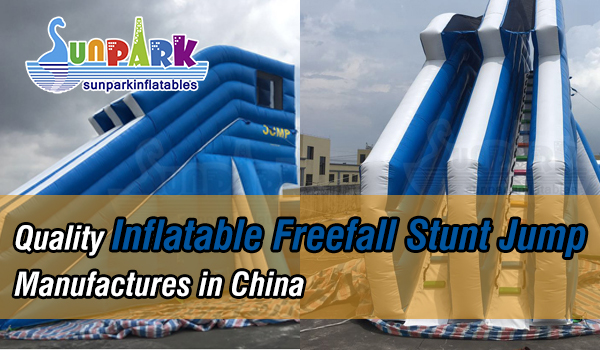 Must-know-Quality-Inflatable-Freefall-Stunt-Jump-Manufactures-in-China-SUNPARK