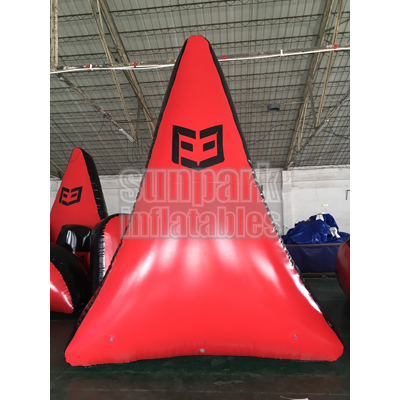Inflatable Archery Tag Bunker (2)