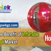 2019 The Benefit of Inflatable Water Ball Market