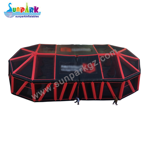 Bazooka Ball Inflatable Arena (1)