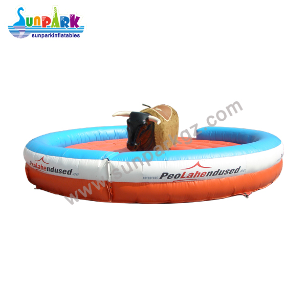 Inflatable Mechanical Ride (1)