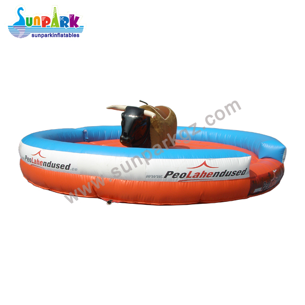 Inflatable Mechanical Ride (2)