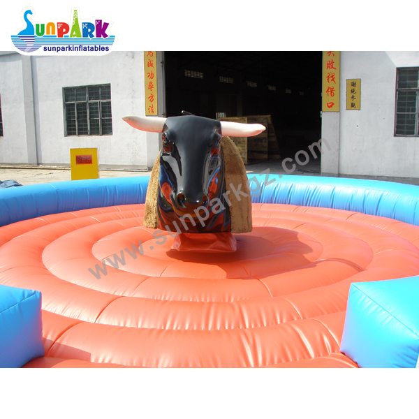 Inflatable Mechanical Ride (3)