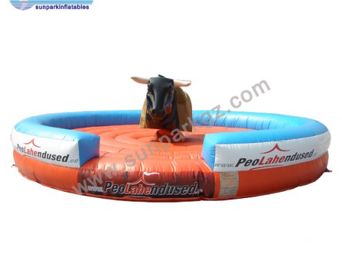 Inflatable Mechanical Ride (4)