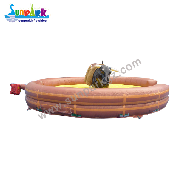 Inflatable Mechanical Rodeo Bull (3)