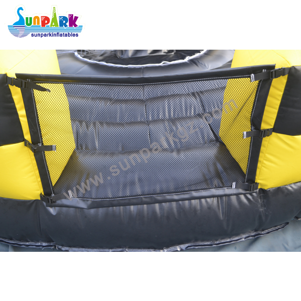 Mechanical Bull Riding Inflatable Bed (1)