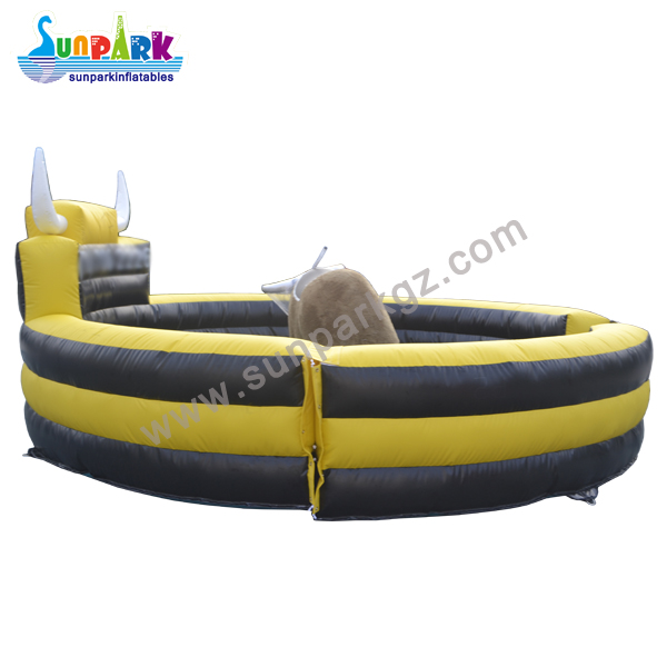 Mechanical Bull Riding Inflatable
