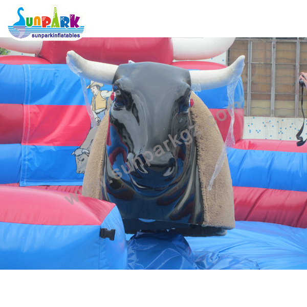 Rodeo Bull Inflatables (1)