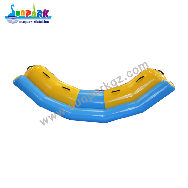Inflatable Teeter Totter (3)