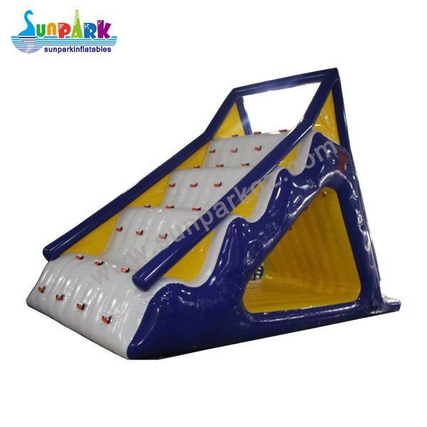 Inflatable Freefall Water Slide (2)