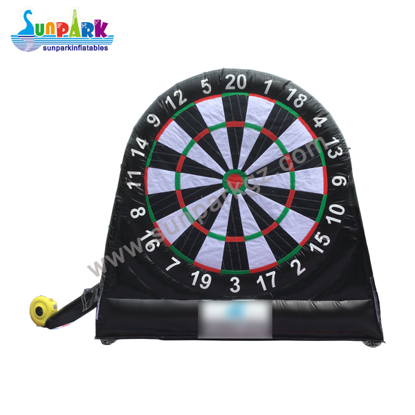 Football Flechette Inflatable Soccer Darts (2)