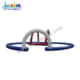 Inflatable Race Car Track Zorbing Circuits (1)