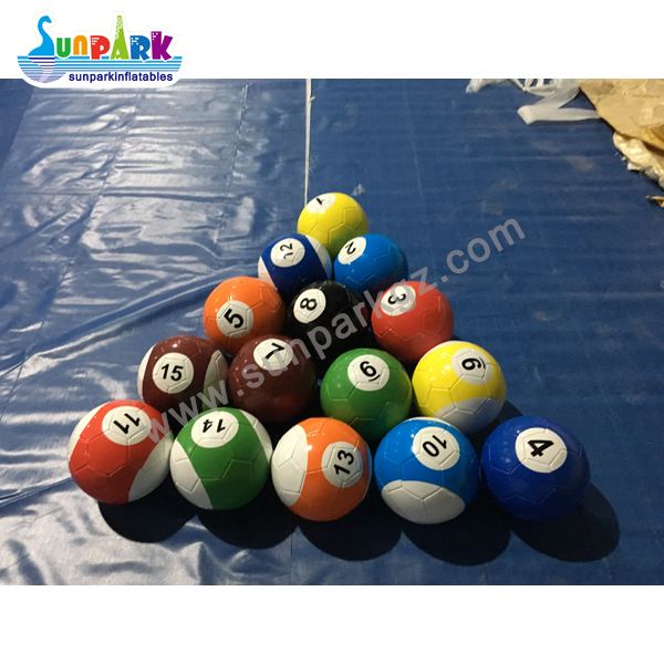 Inflatable Pool Table (4)