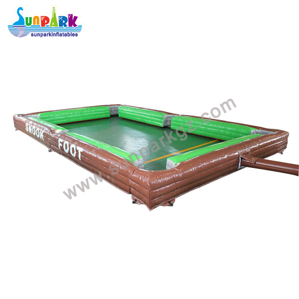 Inflatable Snooker Football Table (1)