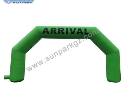 Inflatable Start Finish Arch (1)