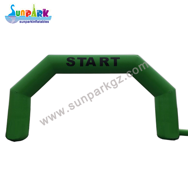 Inflatable Start Finish Arch (2)
