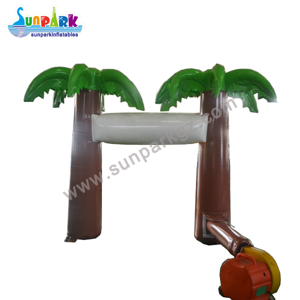 Inflatable WELCOME Arch (3)