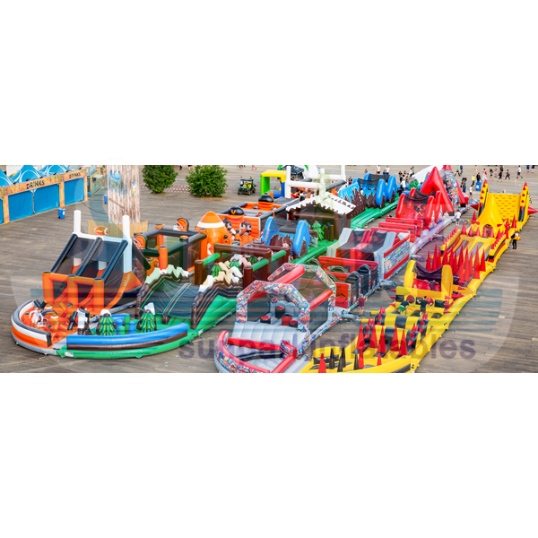 China Inflatable Theme Park Manufacturer (2)