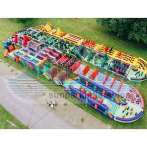 China Inflatable Theme Park Manufacturer