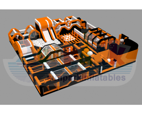 World Largest Inflatable Indoor Play Area (2)